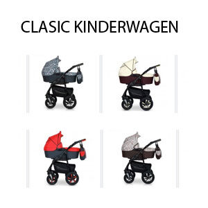CLASIC Kinderwagen